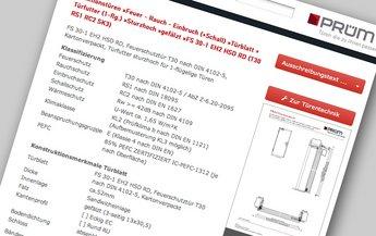 PRÜM-Türenhandbuch